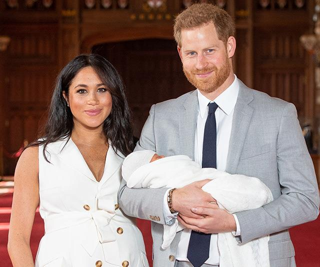 The intriguing catch that might lead to Archie's godparents being revealed after all