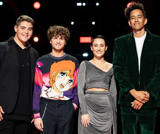 Congratulations! Team George's Diana Rouvas wins The Voice