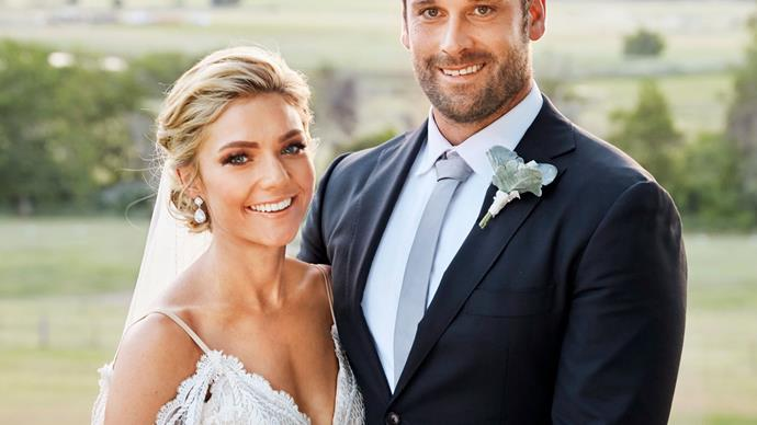 Happily Ever After? Inside Jasmine and Robbo's wedding day on Home and Away