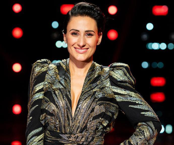 The Voice Australia winner Diana Rouvas reveals her next move