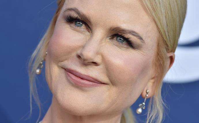 The $18 supermarket beauty product Nicole Kidman uses everyday