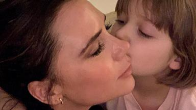 Victoria Beckham's latest photo of Harper Seven leaves fans divided