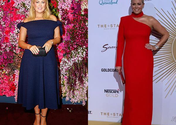 The best celebrity weight loss transformations that are actually realistic