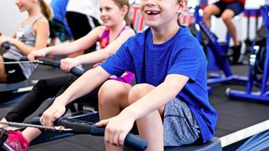 The fitness craze set to combat teen obesity