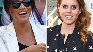 Style twins! Princess Beatrice just wore the exact item Duchess Meghan covets