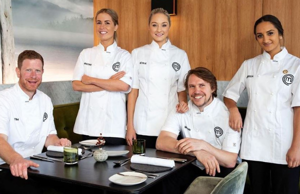 Could a punt at the TAB have accidentally revealed the winner of MasterChef?