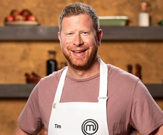 MasterChef's Tim Bone (yes, the Prince Harry lookalike) has lost HEAPS of weight