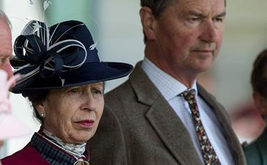 Heartbreaking news for Princess Anne who is mourning the death of her mother-in-law