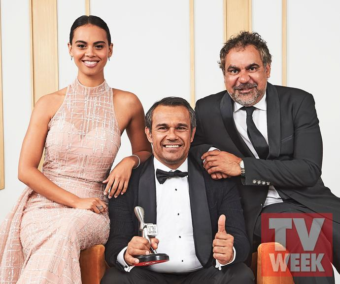 The cast of Mystery Road celebrates taking Indigenous stories to the mainstream