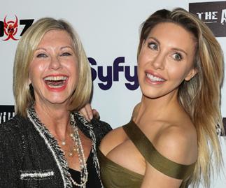 Olivia Newton John reveals daughter Chloe Lattanzi's plan to give her grandchildren