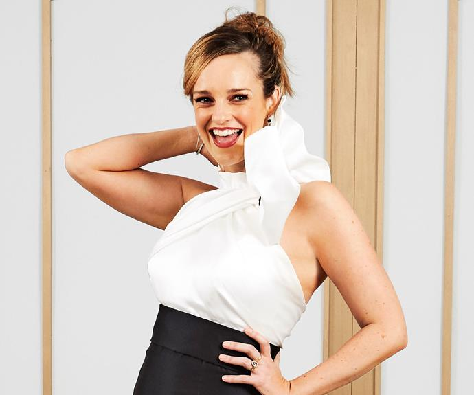 Art imitates life for Home and Away star Penny McNamee