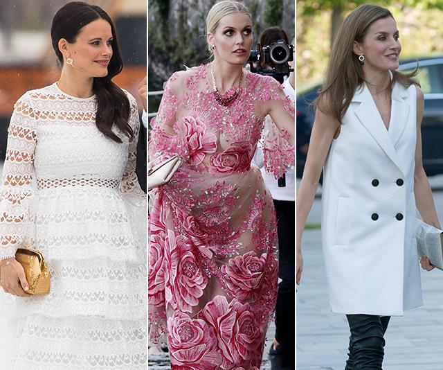 Meghan and Kate who? These unsung royals are the ultimate fashion icons