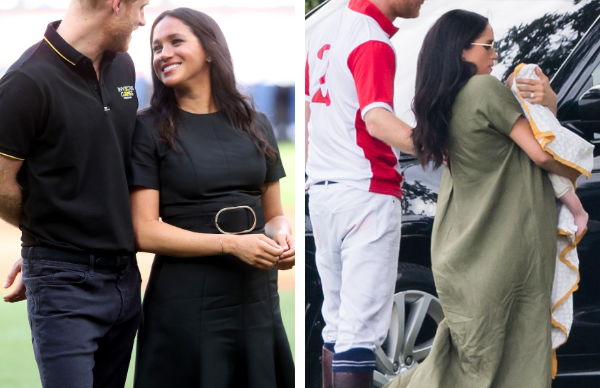 WOAH. New pictures show Meghan Markle has made a drastic change to her hair