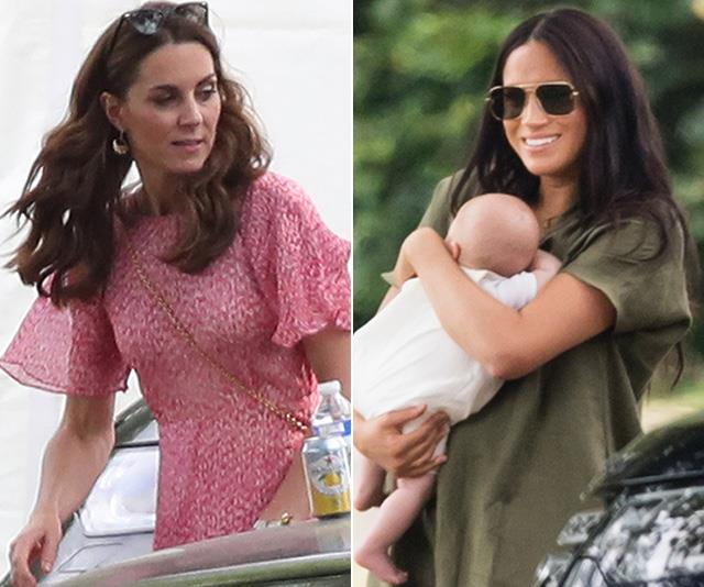Meghan and Kate just nailed summer style in their polo dresses - wait till you see where you can buy them