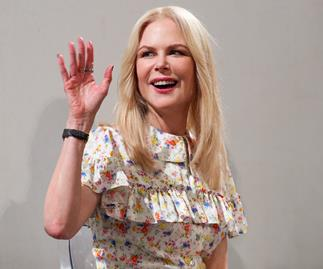 Nicole Kidman just welcomed a brand new family member into her household!