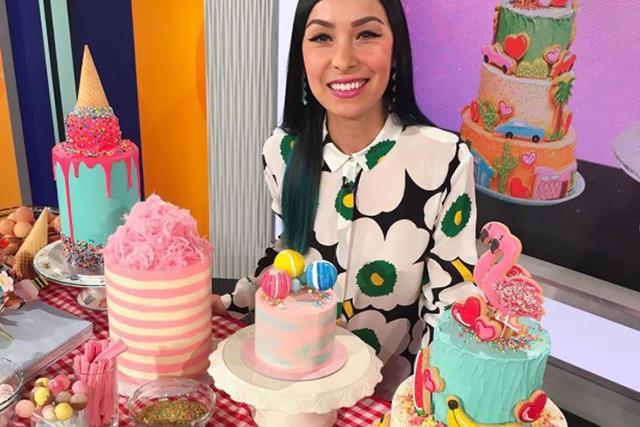 How Katherine Sabbath went from an amateur baker to MasterChef judge