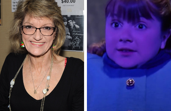 Willy Wonka & The Chocolate Factory star Denise Nickerson tragically dies at age 62
