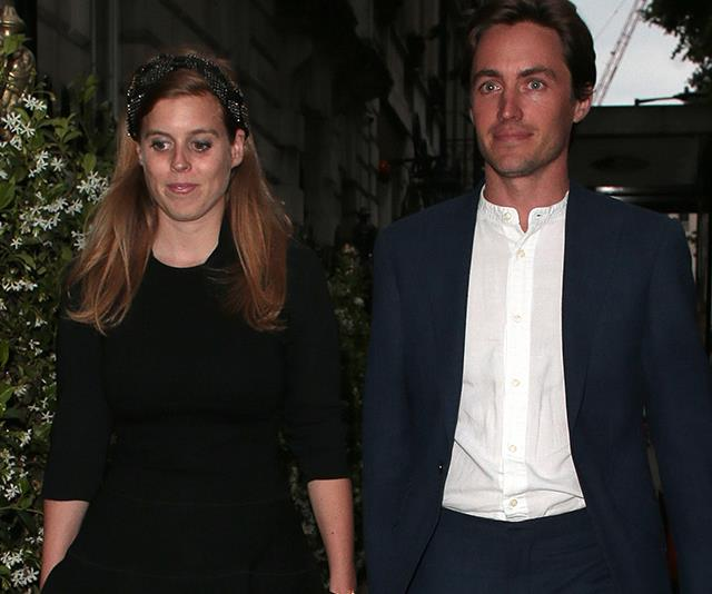 Princess Beatrice debuts a dazzling new piece of jewellery - does it mean what we think it does?