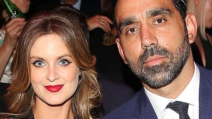 Everything we know about Adam Goodes' newborn daughter Adelaide