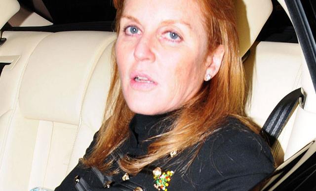 Shock royal scandal! Fergie left mortified by humiliating arrest