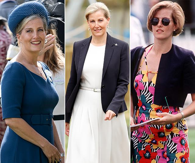 Every single time Sophie of Wessex quietly proved she's the ultimate style icon