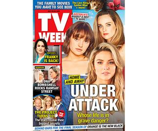 Enter TV WEEK Issue 29 Puzzles Online