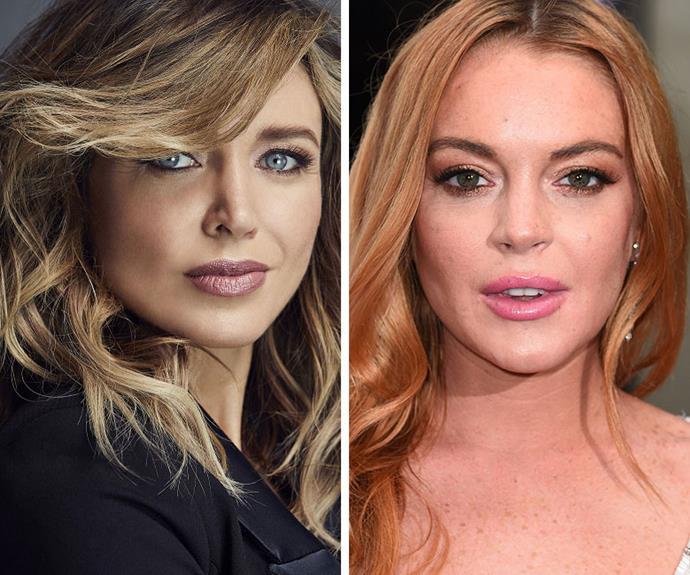 Lindsay Lohan, Dannii Minogue, Jackie O And Dave Hughes revealed as The Masked Singer Australia panellists