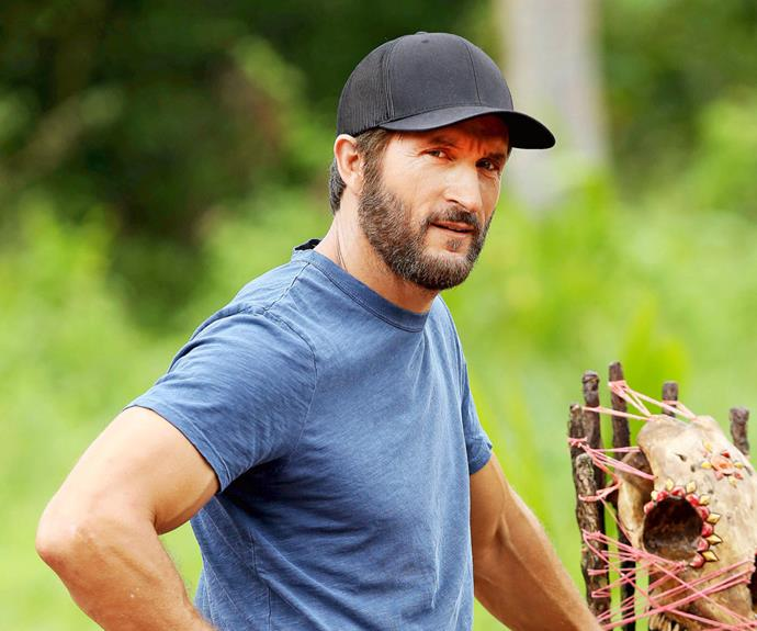 Australian Survivor host Jonathan LaPaglia braces for hard rain, rough challenges and game-ready contestants