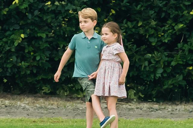 Inside Prince George and Princess Charlotte's day out with the Middletons