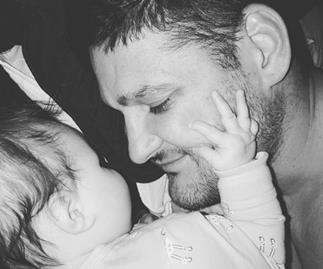Seeing double? Brendan Fevola's daughter Tobi is his adorable mini-me in new photo