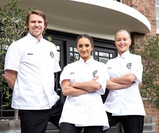MasterChef Australia: top 3 reveal all ahead of finale