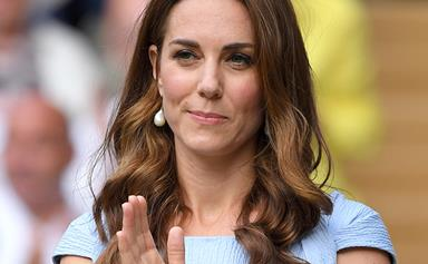 The unexpected hidden meaning behind Kate Middleton's stunning Wimbledon earrings