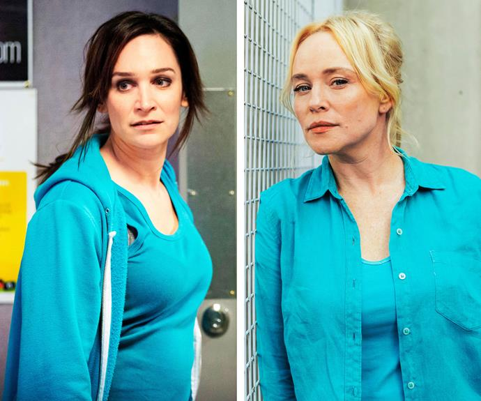 Plot Teaser: Wentworth's second-to-last episode will leave you gasping