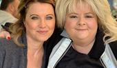 EXCLUSIVE: Lucy Lawless admits she'd love Magda Szubanski to star in a Xena reboot