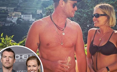 Lara Worthington stuns with her incredible bikini body in rare private family snap