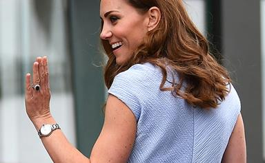 Kate Middleton wore a pair of super cheap heels to Wimbledon without anyone noticing