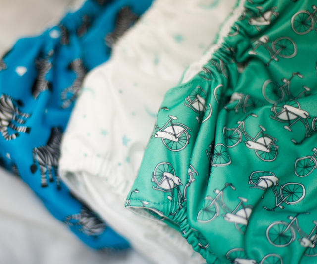 Nappy influencers are 'a thing' and they're causing a cloth-nappy revival!