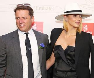The shock role Karl Stefanovic hid from wife Jasmine Yarbrough