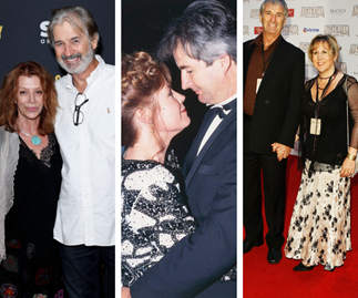 Meet John Jarratt's ex-wives, including the woman he married twice!