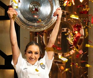 EXCLUSIVE: MasterChef Australia winner Larissa Takchi is engaged!