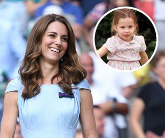 Princess Charlotte's unexpected fashion item in unseen pic proves she's JUST like her mum