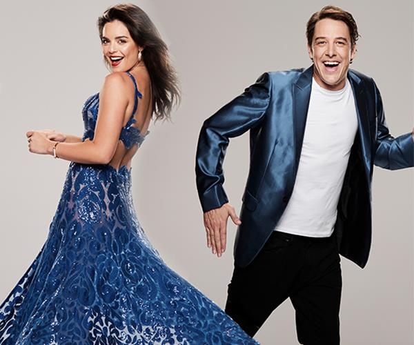 Samuel Johnson and Olympia Valance's exciting new gig!