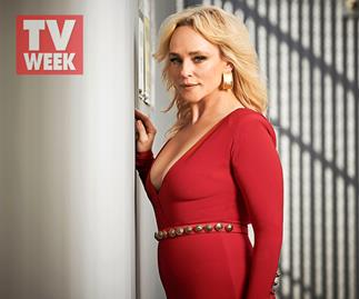 Susie Porter tells TV WEEK why she's proud to don the teal trackie as Marie in Wentworth