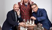 MasterChef Australia judges Matt Preston, Gary Mehigan and George Calombaris WON'T return next year