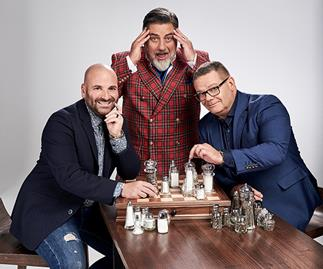 MasterChef Australia judges Matt Preston, Gary Mehigan and George Calombaris WON'T return next year