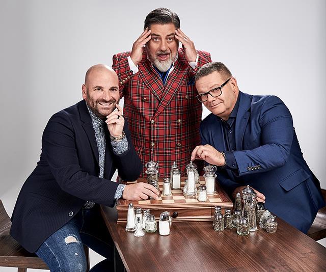 The *MasterChef* judges George Calombaris, Matt Preston and Gary Mehigan will not return next season.