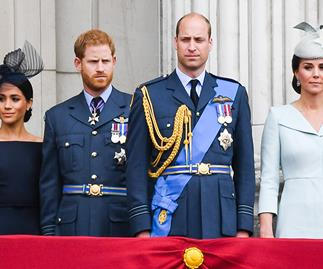 The Cambridges and Sussexes break their silence on emotional change within the palace