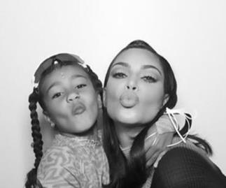 Why people can't stop talking about Kim Kardashian's latest picture of North West