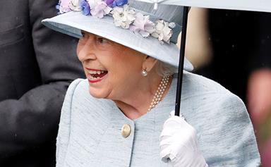 The Queen's unexpected fashion hack has blown our minds