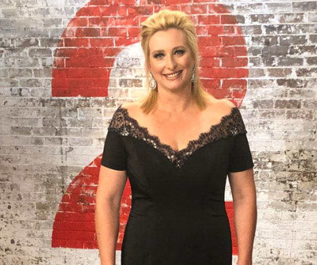 Johanna (pictured) sensationally quit the show last month.